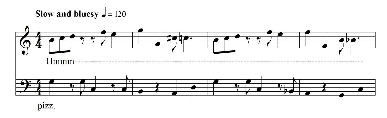 harmonica tablature blues