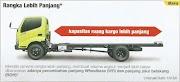 Hino Dutro 130 MDL | Spesifikasi MDL 5.1 dan 5.5