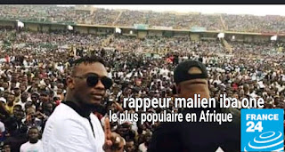 IBA ONE: rappeur le plus populaire en Afrique et meilleur rappeur malien