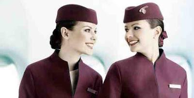 وظائف الخطوط الجوية القطرية 2016