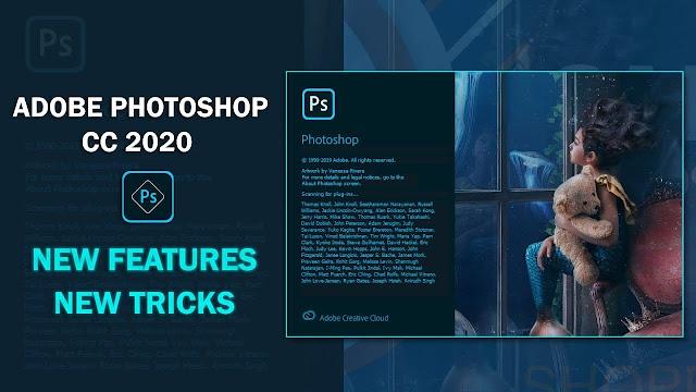 تحميل برنامج فوتوشوب 2020 - Adobe Photoshop CC مفعل