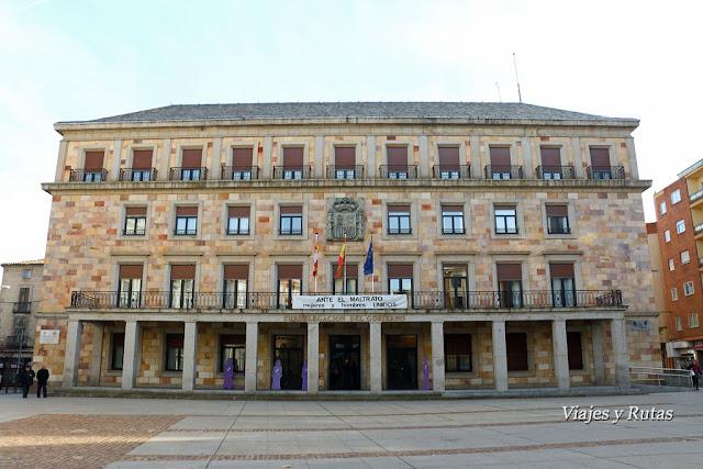 Subdelegación del Gobierno, Plaza de la Constitución, Zamora