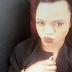 Bobrisky shows off bae's thighs and bundles of cash, says ''Bae is angry with me''