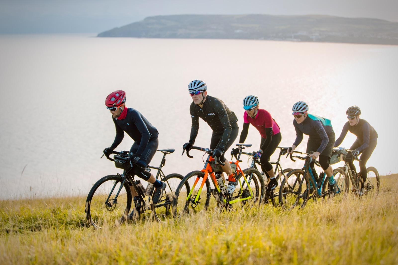 Chapeau Cycling LS Jersey
