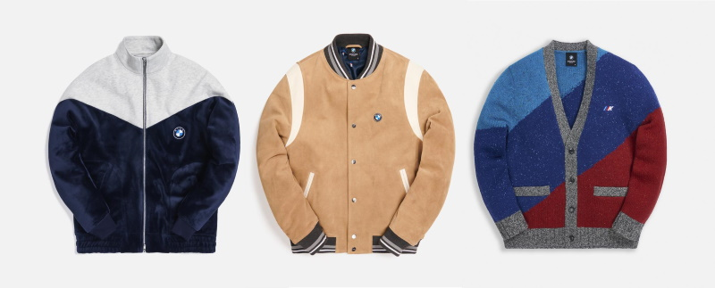 BMW x Kith Collection