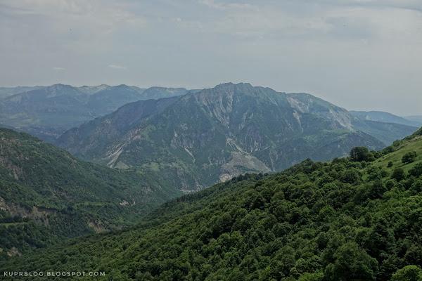 Вид на гору Ниалдаг