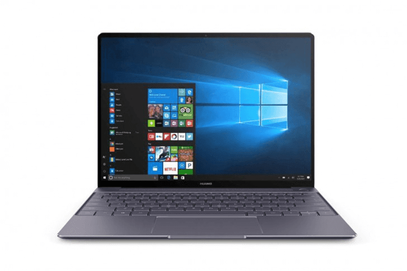 Huawei Intros MateBook X, D, And E Sleek Windows 10 Laptops