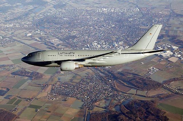Germany A310 Italy coronavirus