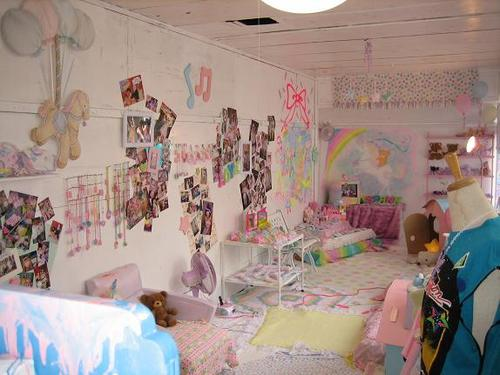 Cuartos Kawaii: Simple And Beauty: Kawaii Rooms