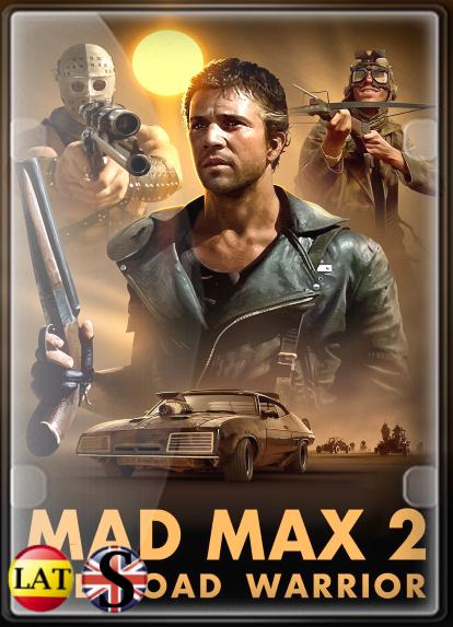 Mad Max 2, El Guerrero de la Carretera (1981) FULL HD 1080P LATINO/INGLES