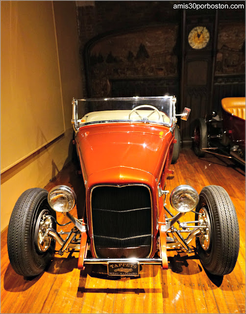"""Lookin' East: Art and Imagination of the New England Hod Rod"": 1932 Ford Roadster ""LA Roadster"""