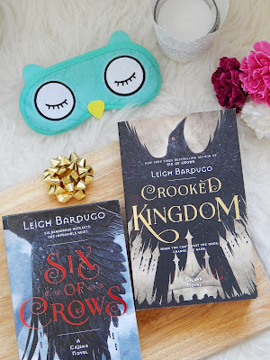 Six Of Crows and Crooked Kingdom | sprinkledpages
