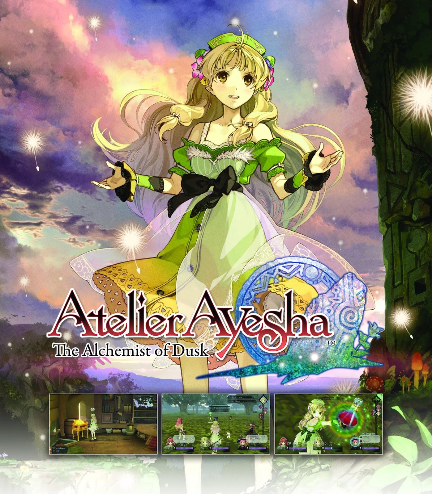 atelier ayesha the alchemist of dusk free download