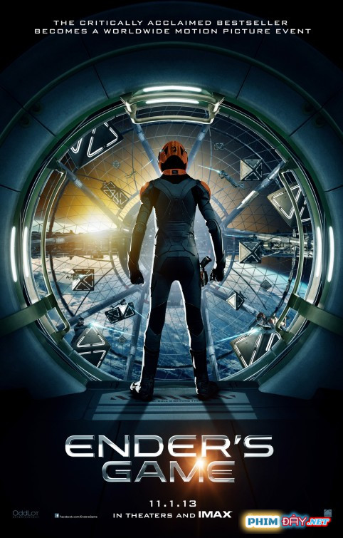 Cuộc Đấu Của Ender - Ender's Game (2013)