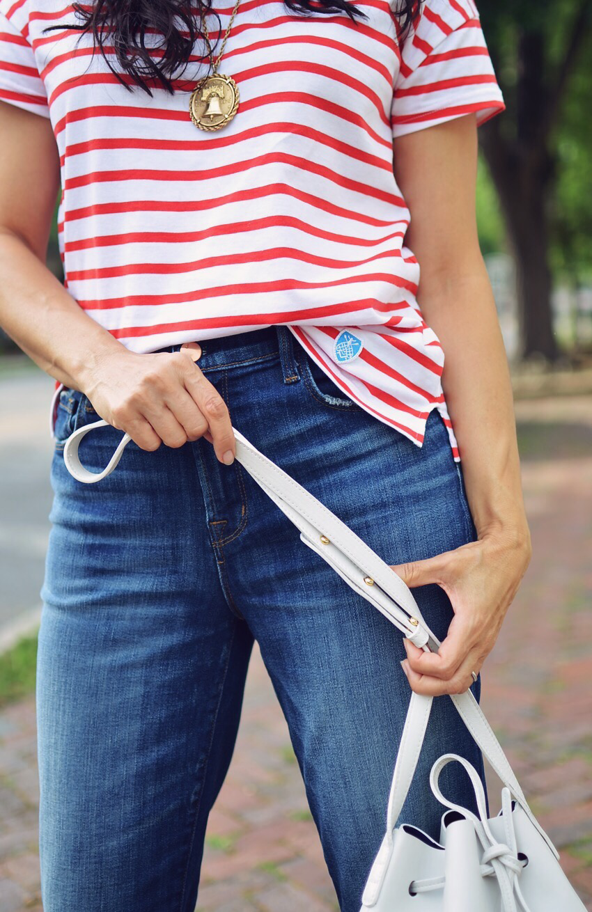 Outfit with basics street style