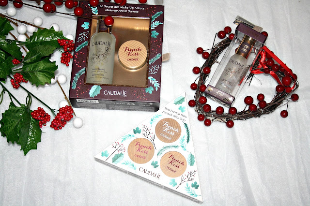 Christmas Gift Sets with Caudalie