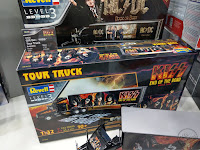Toy Fair 2020 UK Revell Model Kits Rock Bands KISS