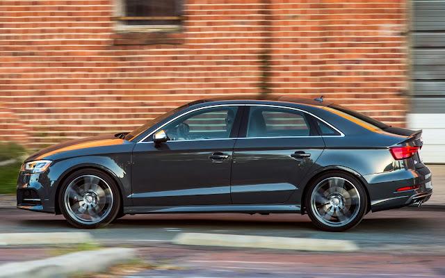 Novo Audi A3 Sedan 2020
