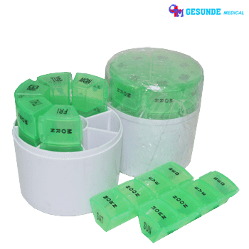 Personal Pill Box Organizer
