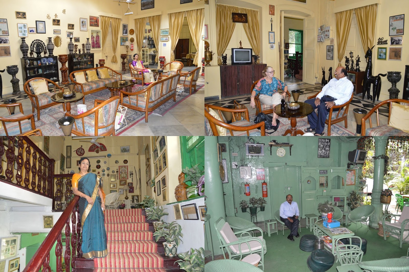 In My Previous Blog Post I Mentioned That We Were At Kolkata Last Week On A Holiday And Two Famous Hotels Floatel Fairlawn