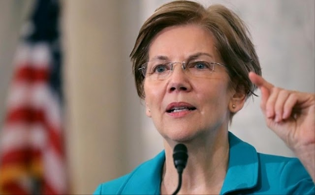 If Warren vows elected she break up Amazon, Google and Facebook