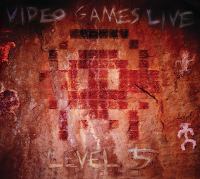 Album cover for Video Games Live Level 5