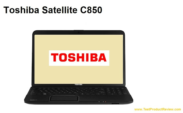 Toshiba Satellite C850 laptop review