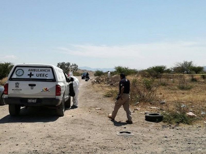 Ejecutan a menor y a presunto miembro de grupo criminal en Parácuaro, Michoacán