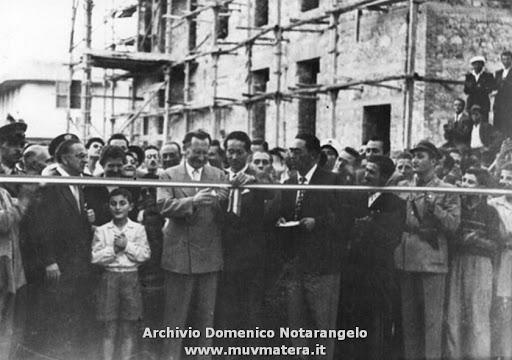 Gemellaggio Matera-Trento nel nome di De Gasperi