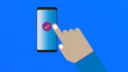 Cara beraihkan layar hp android dengan benar