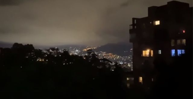 Weird sound in the sky over Medellin, Colombia is coming from 'something that is invisible'?  Weird-sound-medellin-colombia