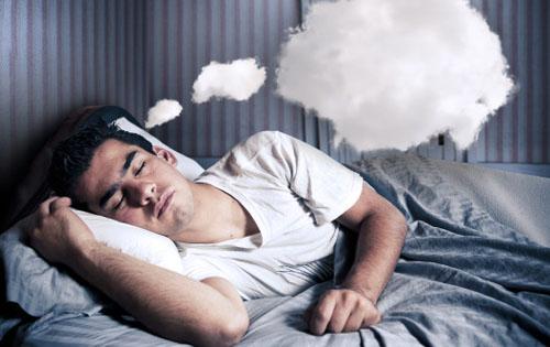 hiện tượng mơ khi ngủ