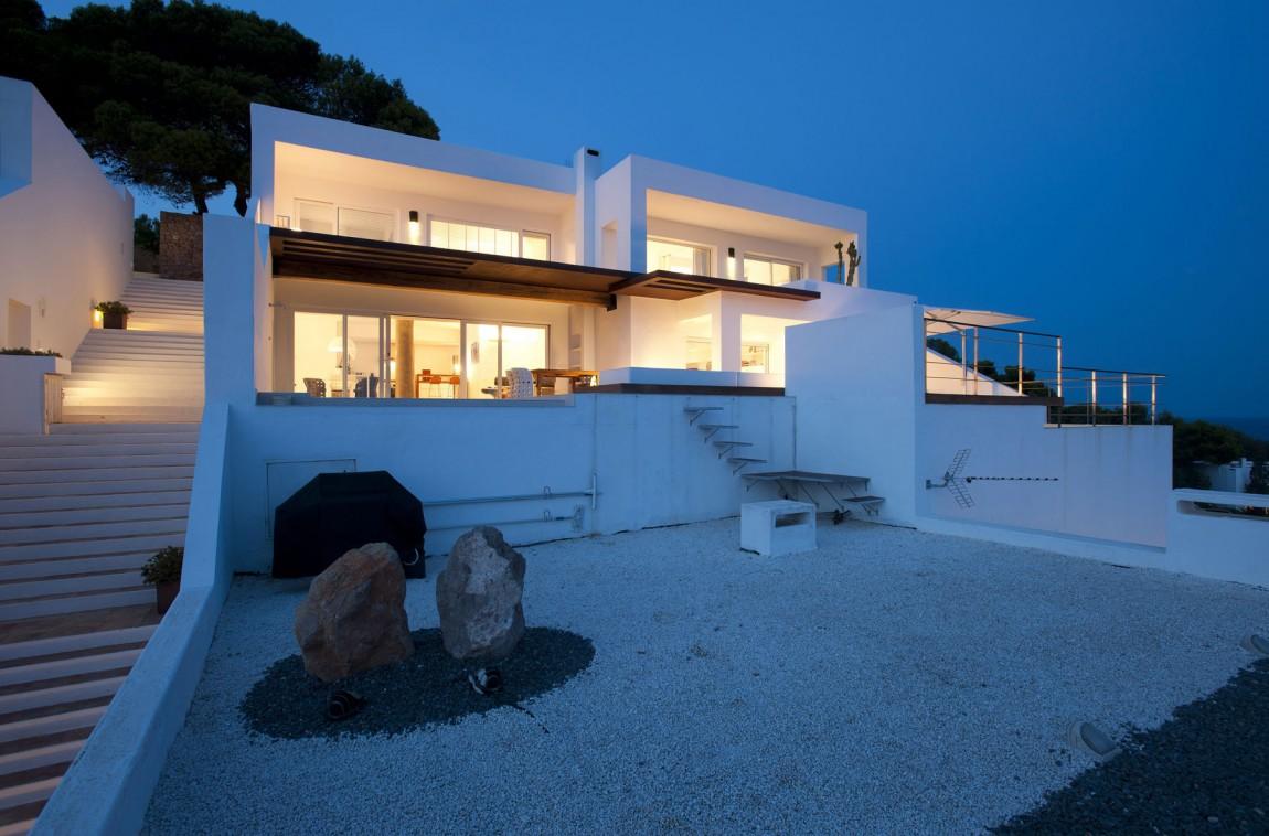 World of architecture mediterranean modern home for Design in casa