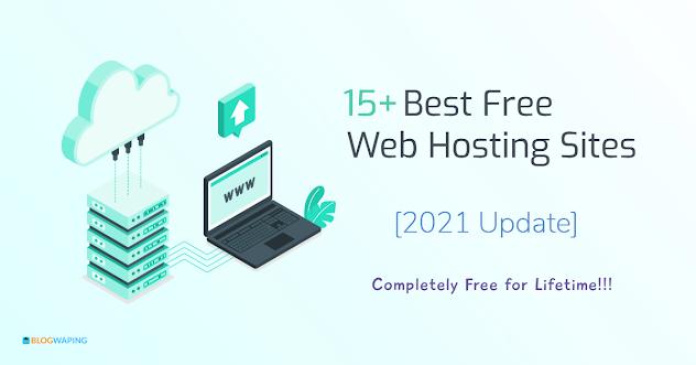 Best Free Web Hosting Sites