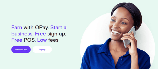 Make Money With Opay App in Nigeria