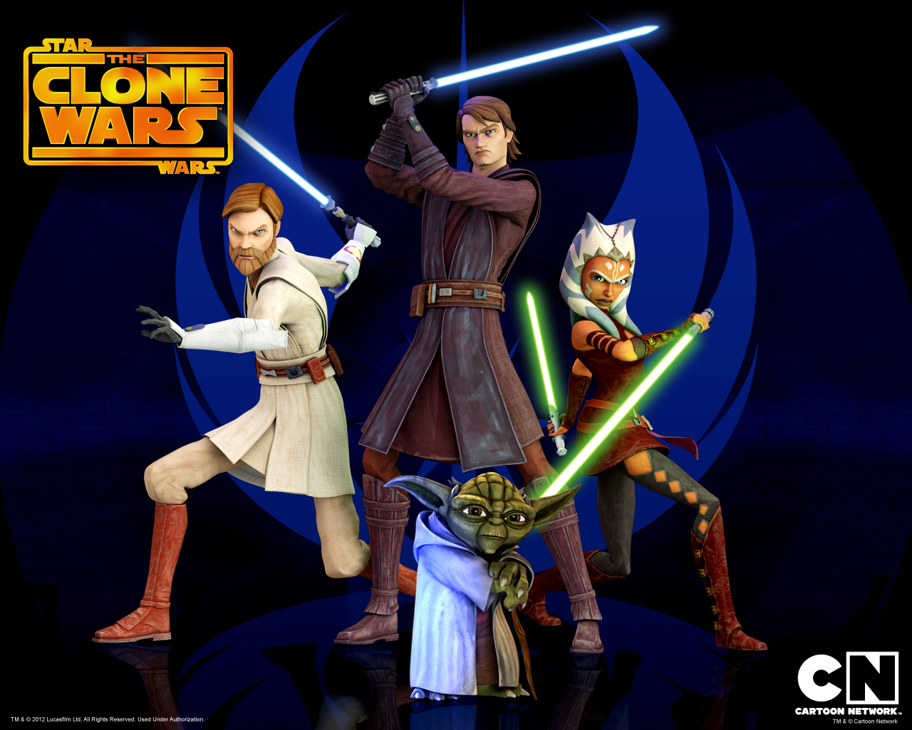 Star Wars The Clone Wars Wallpaper: The Star Wars Defender: Marzo 2013