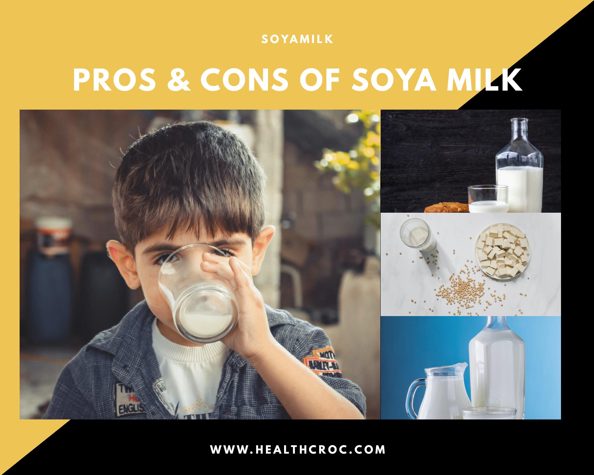 soya milk benefits
