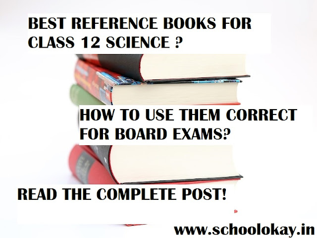 best reference books for class 12