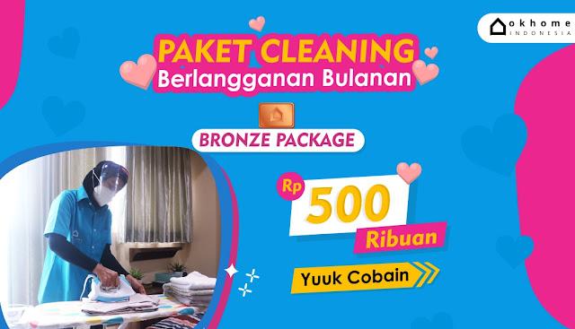home cleaning bogor