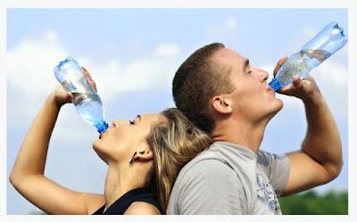 Seberapa pentingkah air putih bagi tubuh manusia ?