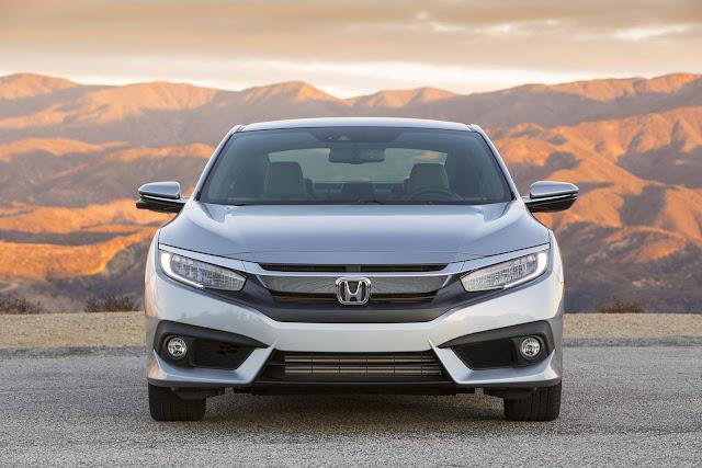 Novo Honda Civic 2017 Coupé