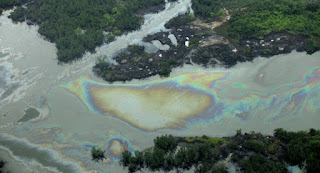 Oil Spill in Ogoniland