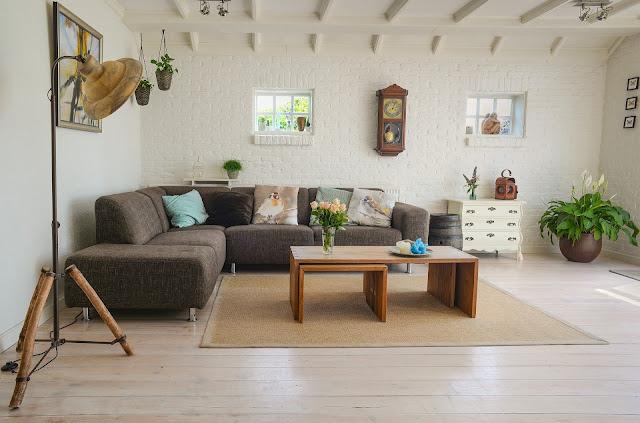 Small House interior design living room
