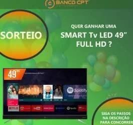 Promoção Banco CPT 2019 Concorra Televisão