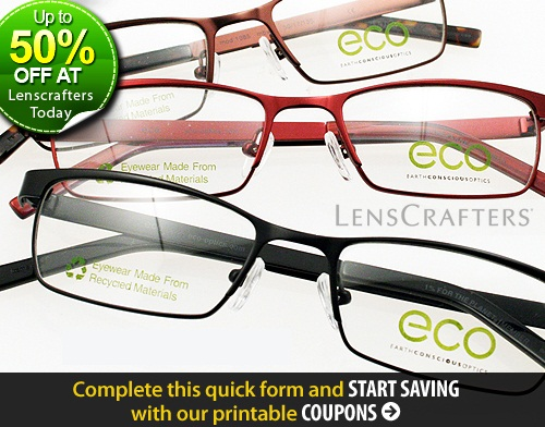 graphic regarding Lenscrafters Printable Coupons called : Having LensCrafters Coupon codes