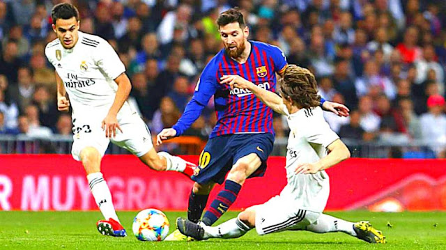 Real Madrid vs Barcelona Stream Online