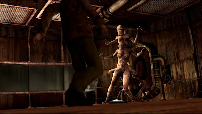 Silent Hill 5 Homecoming Screenshot 2