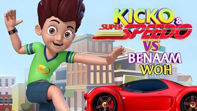 Kicko and super Speedo vs benaam woh, Kicko & super Speedo vs benaam woh