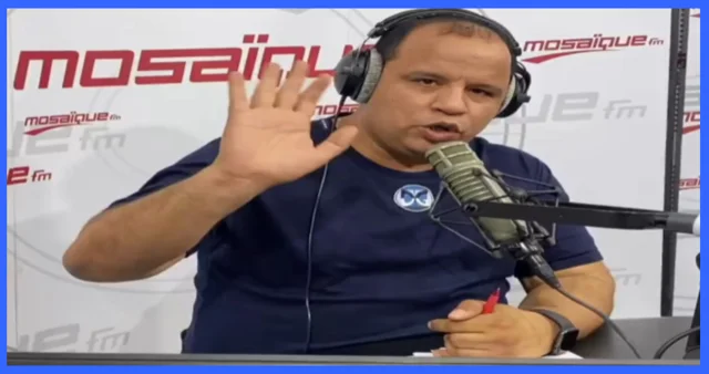 بالفيديو نوفل الورتاني يعلن إنسحابه من إذاعة موازييك افم !