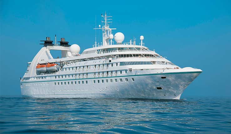 Winstar Cruises To Sail From New York To New England And